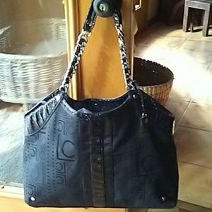 Liz Claiborne Black Bag/ Purse